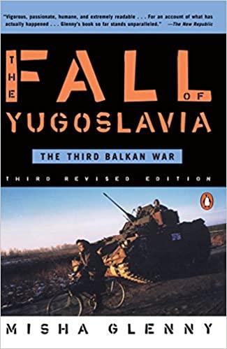 IThe Fall of Yugoslavia book cover