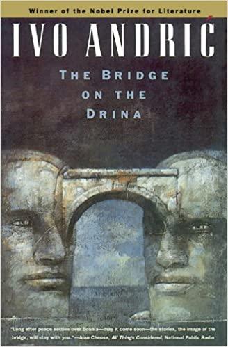 The Bridge on the Drina book cover