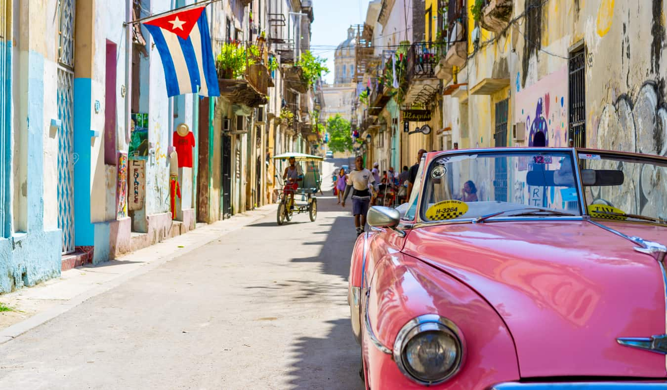 help students travel overseas to places like Cuba with FLYTE
