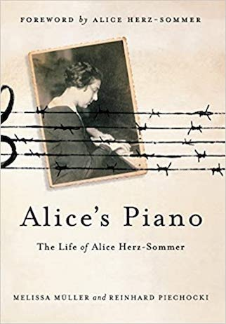 Alice's Piano: The Life of Alice Herz-Sommer  book cover