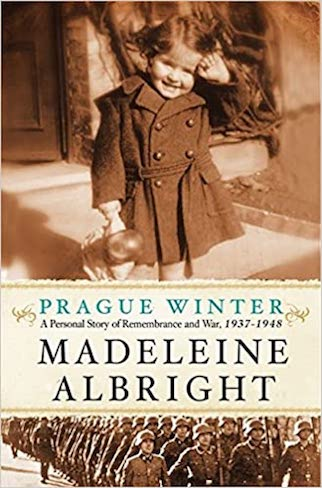 Prague Winter: A Personal Story of Remembrance and War, 1937–1948  book cover