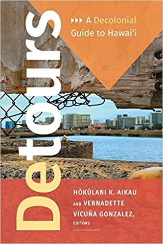 Detours book cover
