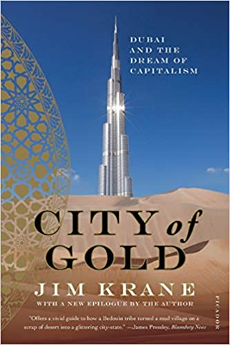 City of Gold: Dubai and the Dream of Capitalism book cover