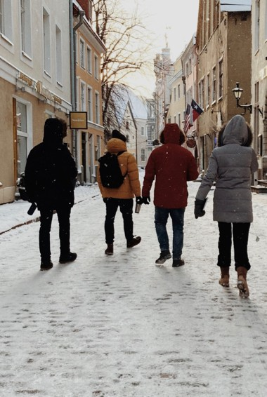 Vanalinn, Estonia