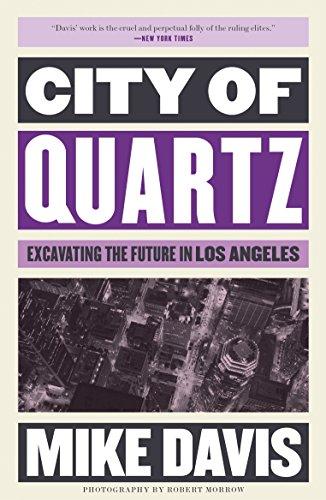 City of Quartz book cover