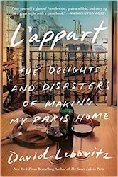 L'Appart by David Leibovitz book cover