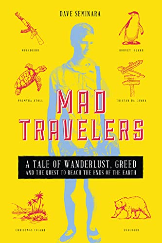 The Mad Travelers book cover
