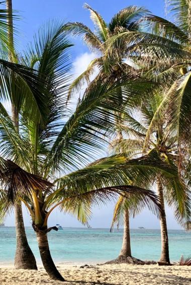 The beautiful San Blas Islands in Panama