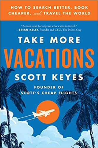 Take More Vacations book cover