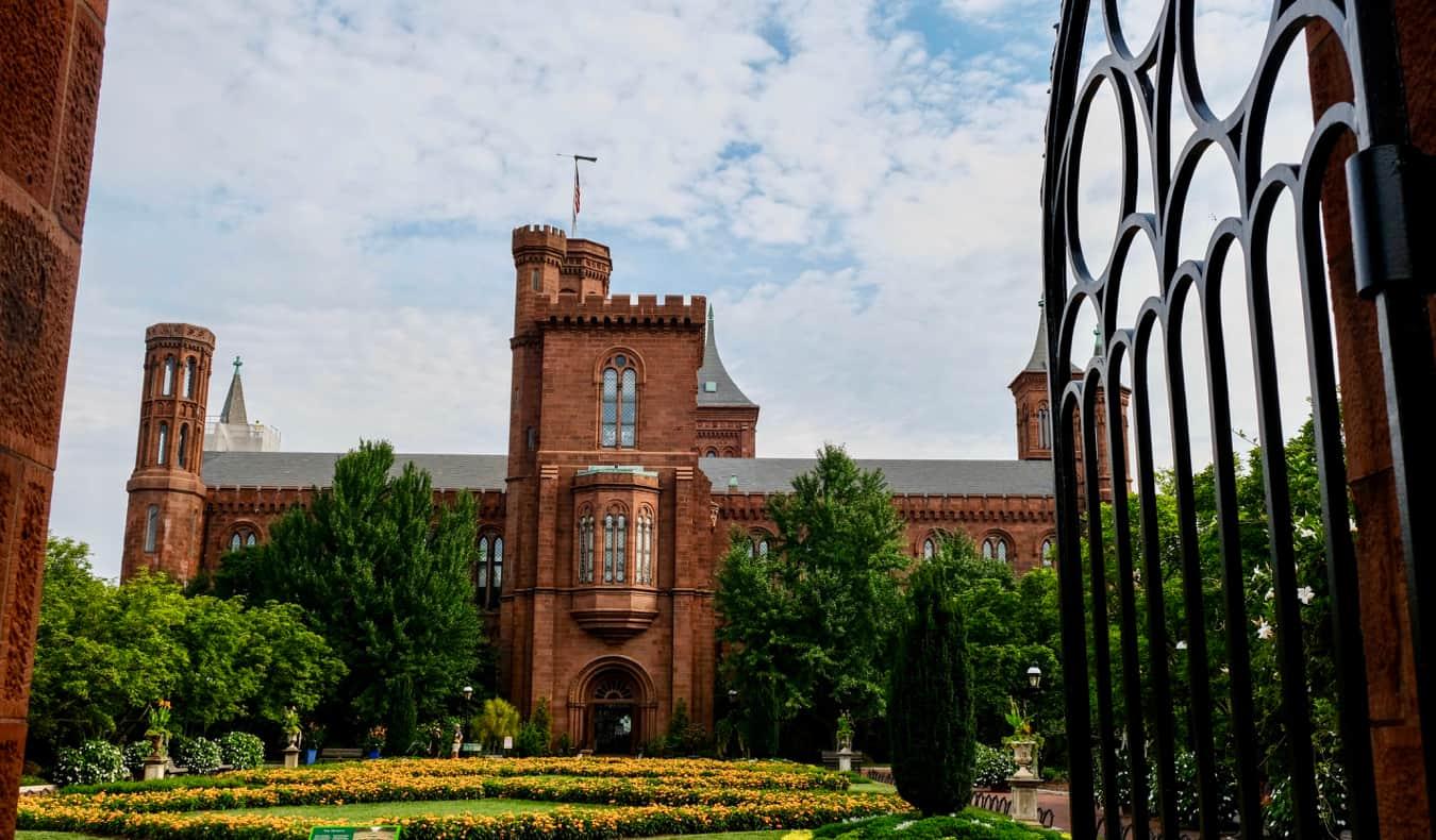 The Smithsonian in Washington, DC