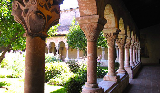 The Cloisters museum in New York City