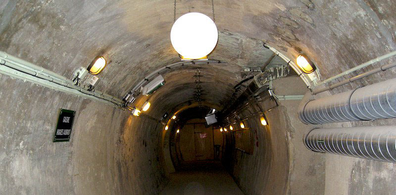 paris sewer tour, photo by chris yunker (flickr: chris-yunker)