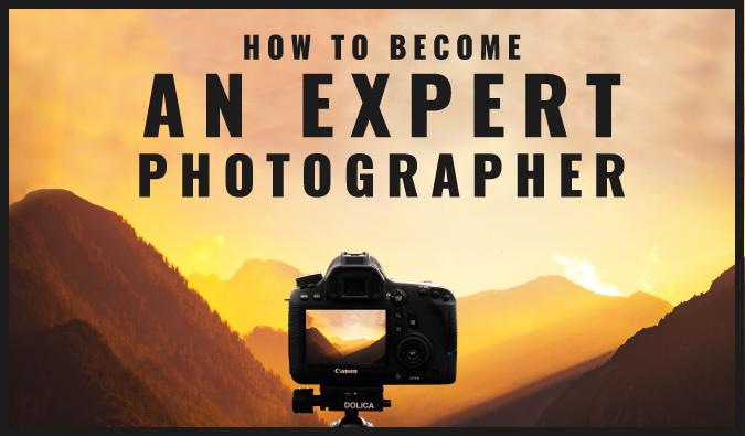 how to become an expert photographer in travel course