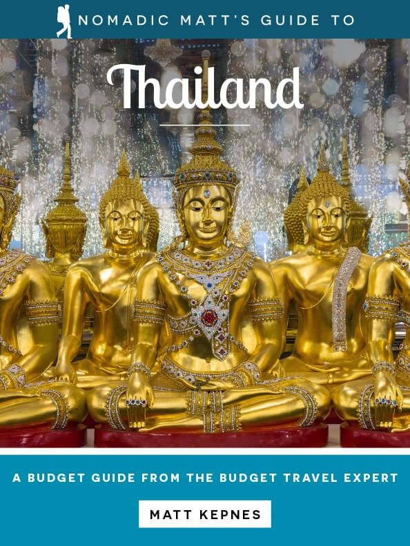 Thailand guide book
