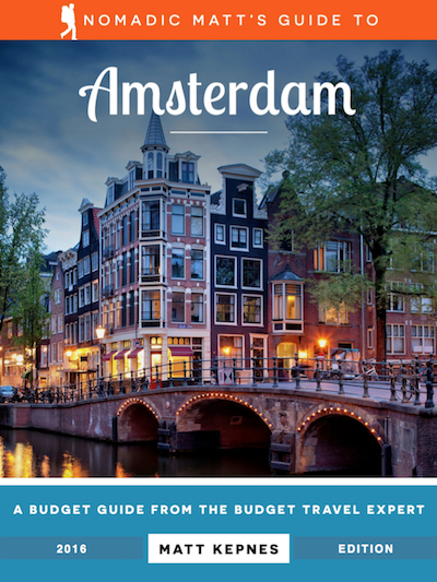 Nomadic Matt's Guide to Amsterdam