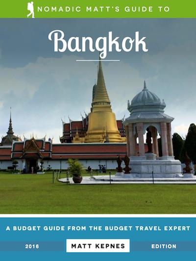 Nomadic Matt's Guide Bangkok