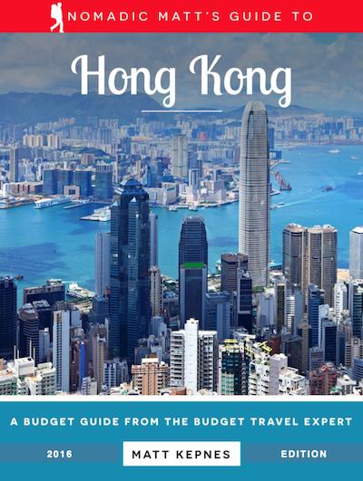 nomadic matt's guide to hong kong