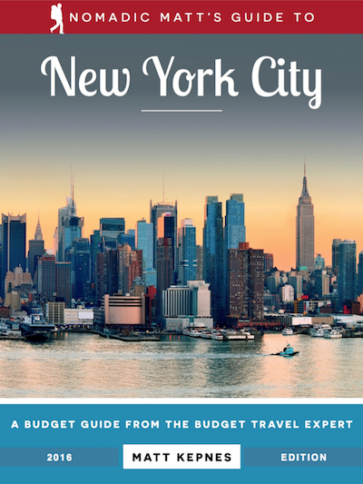 NYC travel guide