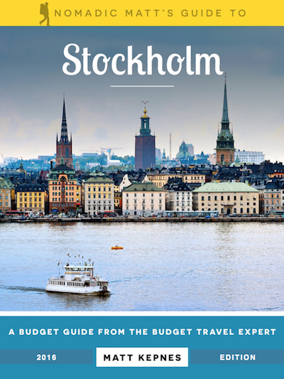 nomadic matt's guide to stockholm