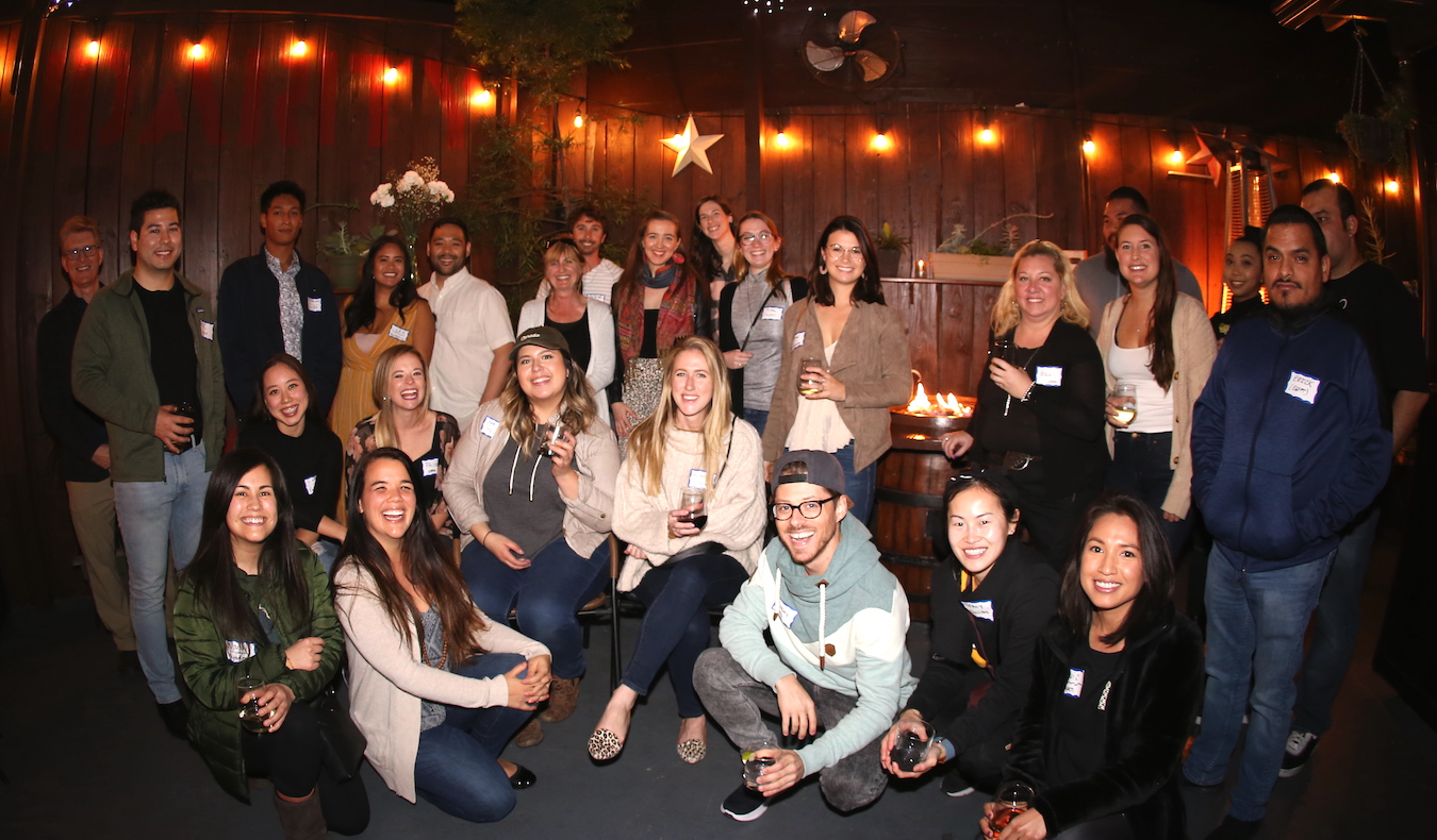 nighttime travel community event hosted in los angeles