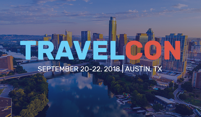 Travel Con, Austin TX, Sept 20-22