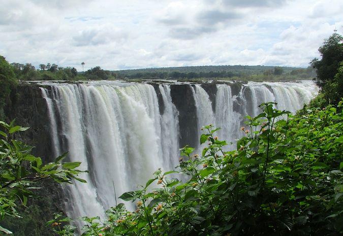 Victoria Falls<br /><br />