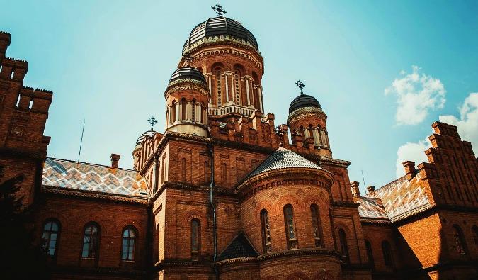 Ukraine architecture