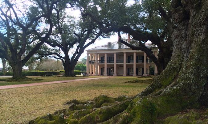 Stunning historic homes in Natchez, Mississippi
