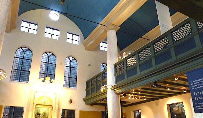 Jewish Historical Museum in Amsterdam