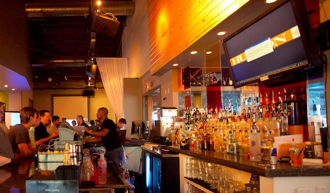Drink a cocktail in Austin, TX