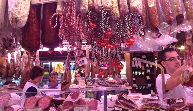 Be sure to try Barcelona's food scene, especially Iberian Ham