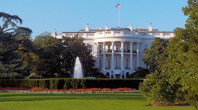 The White House in Washington, D.C