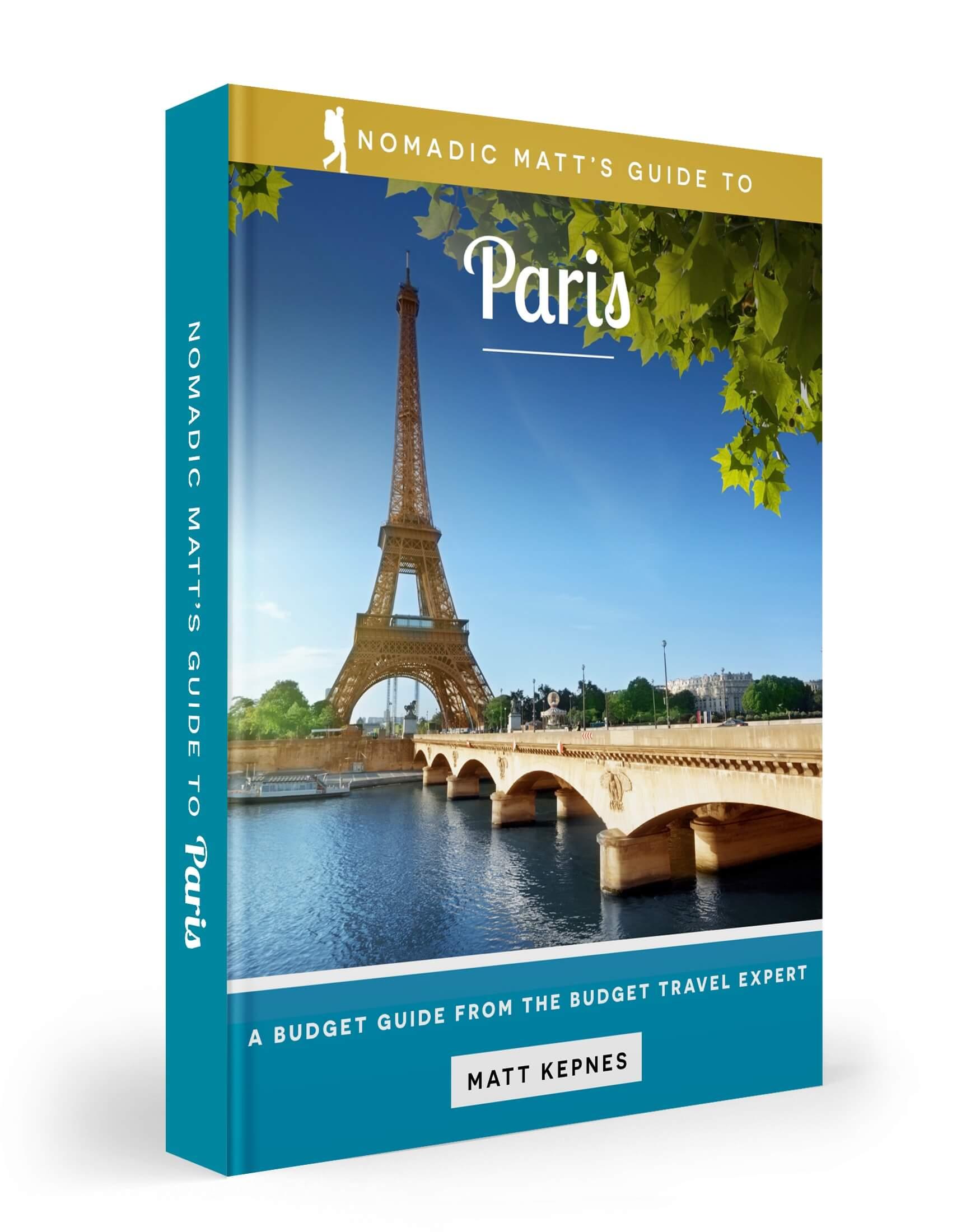 nomadic matt's guide to paris