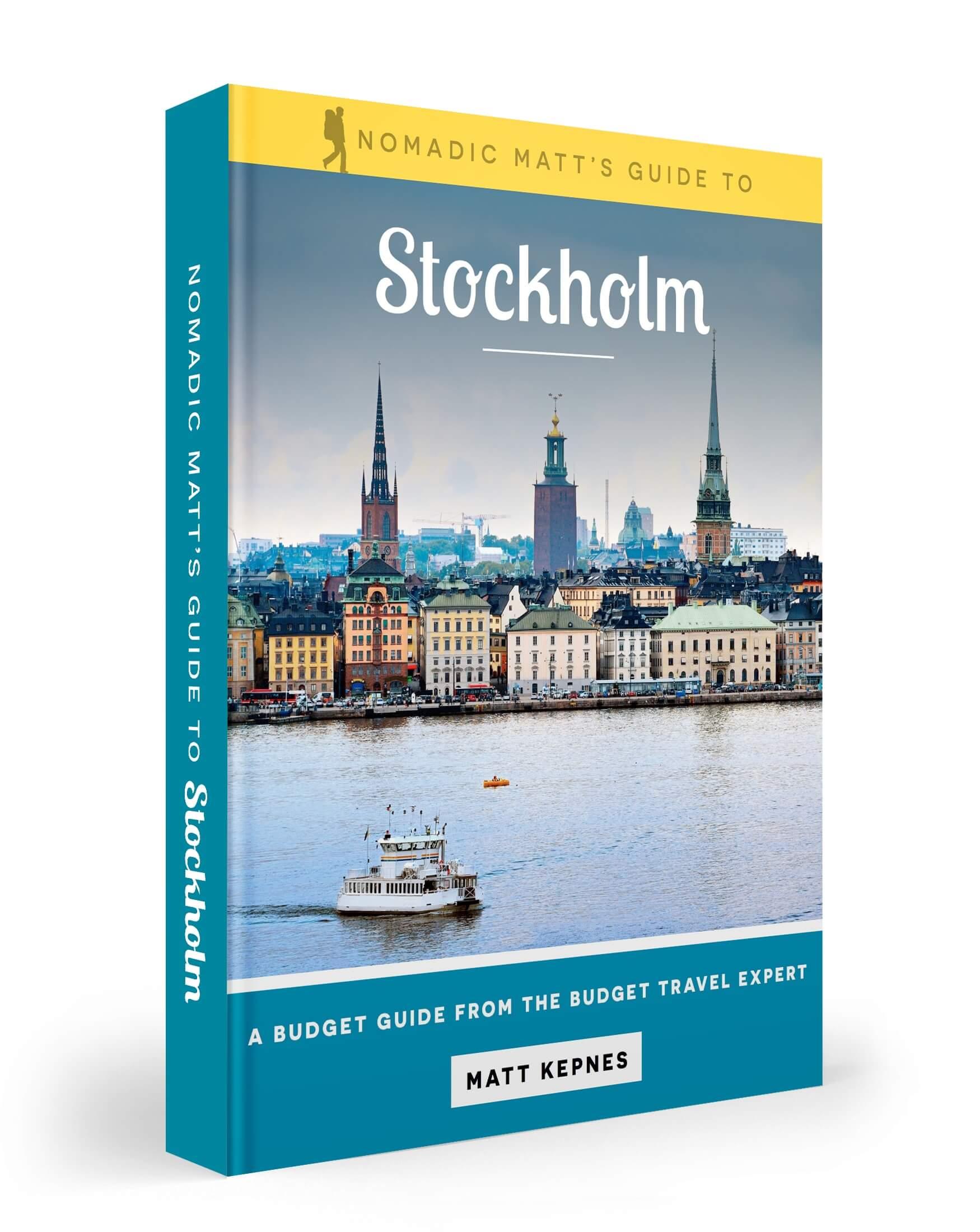 nomadic matt's guide to stockholm