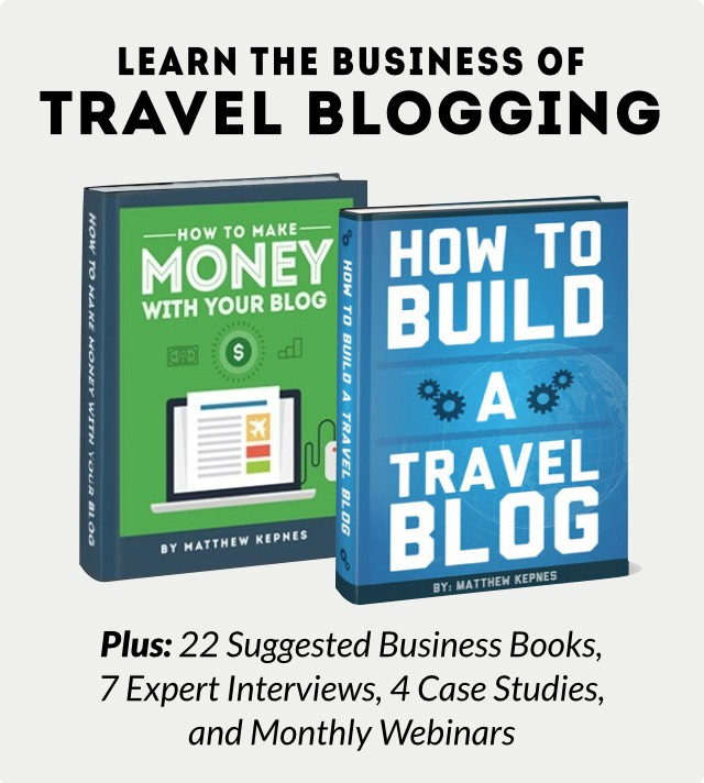 Make Money Travel Blog