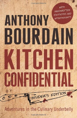 Kitchen Confidential book cover image