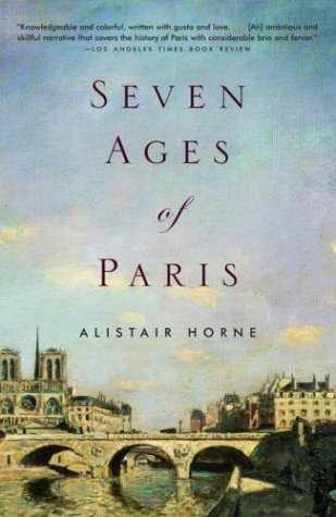 Seven Ages of Paris book cover