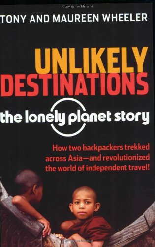 Unlikely Destinations book cover