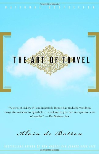The Art of Travel book cover image