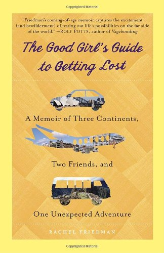 The Good Girls Guide to Getting Lost book cover