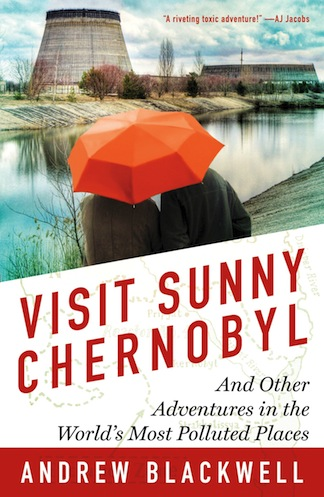 Visit Sunny Chernobyl book cover image