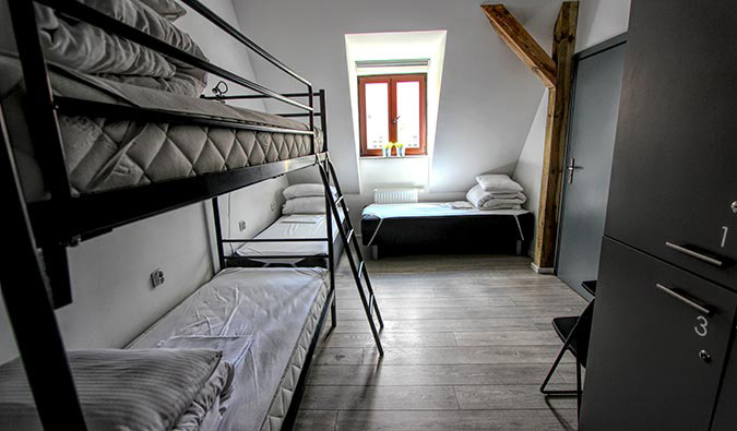 Soda Hostel in Poznan