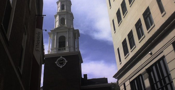park street church boston