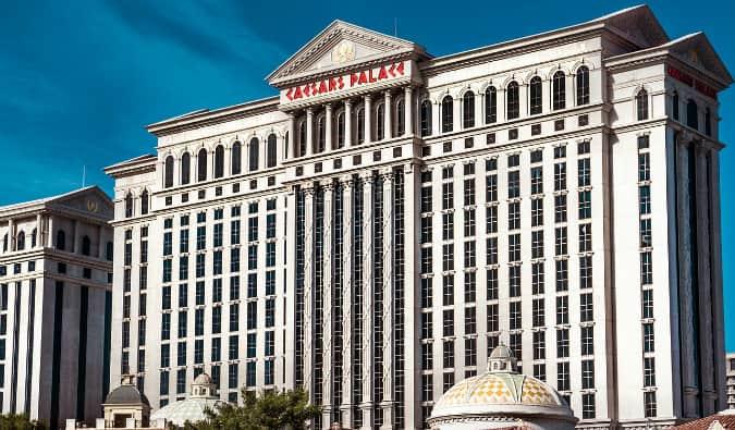 Caesar's Palace Vegas