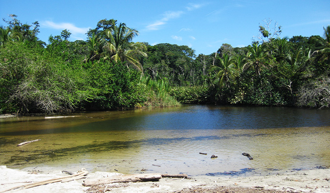 Cahuita National Park, Costa Rica
