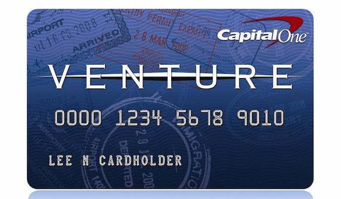capital one venture card