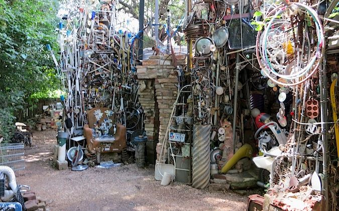 the Cathedral of Junk