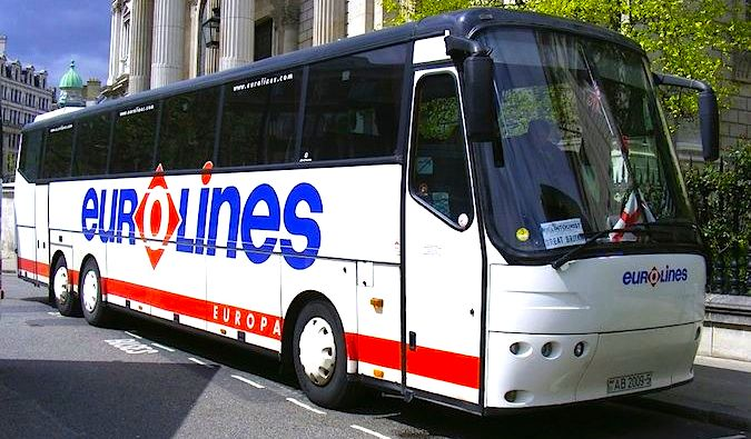 Eurolines is a Cheaper Means of Transportation