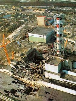chernobyl nuclear site in nyc