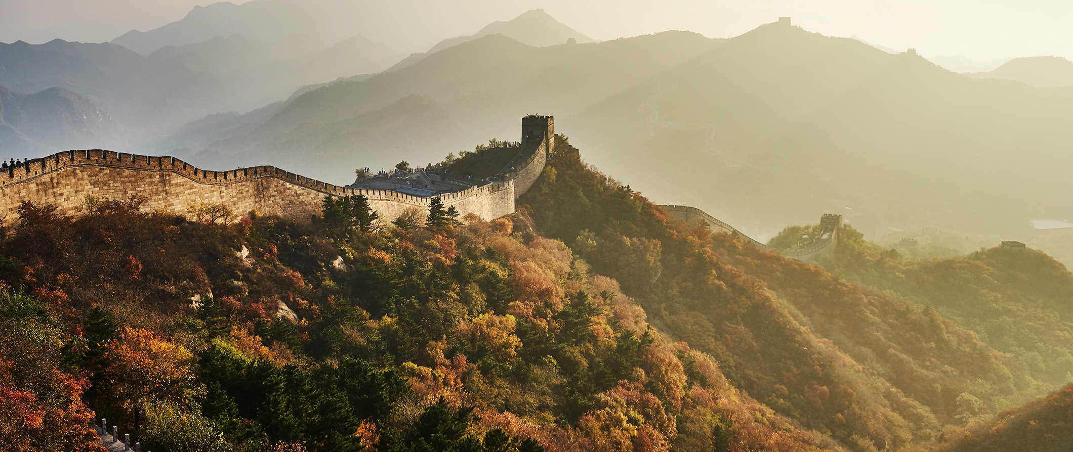 The Great Wall of China (Indepth Guides Series Book 1)